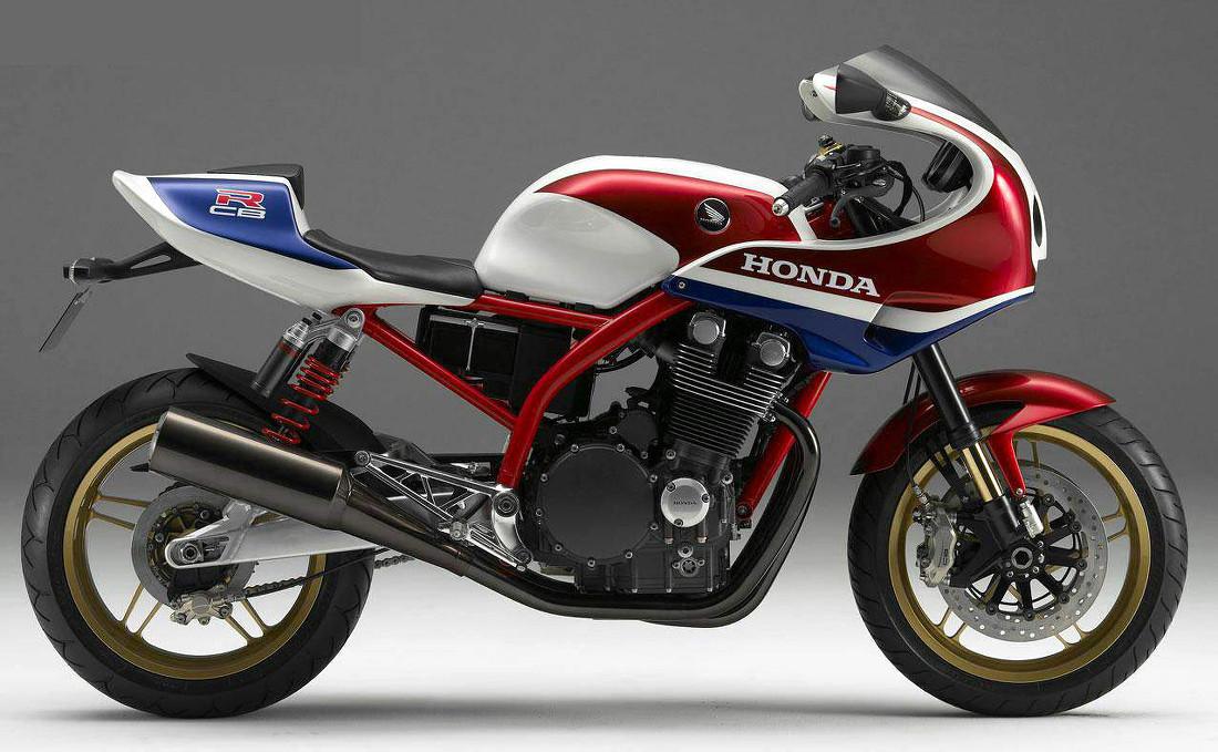 Beautiful Honda CB1100R Concept