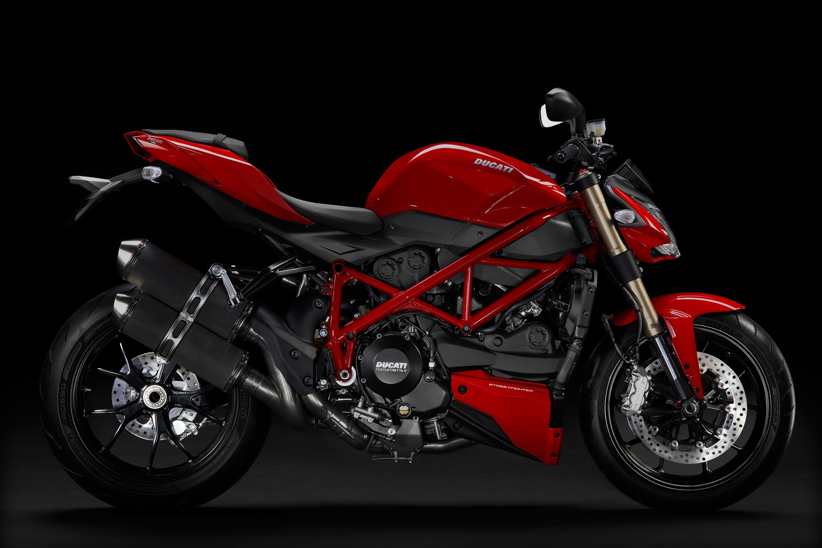 naked bike bragging rights is ducati about to release a streetfighter 1299 motorcycledaily. Black Bedroom Furniture Sets. Home Design Ideas