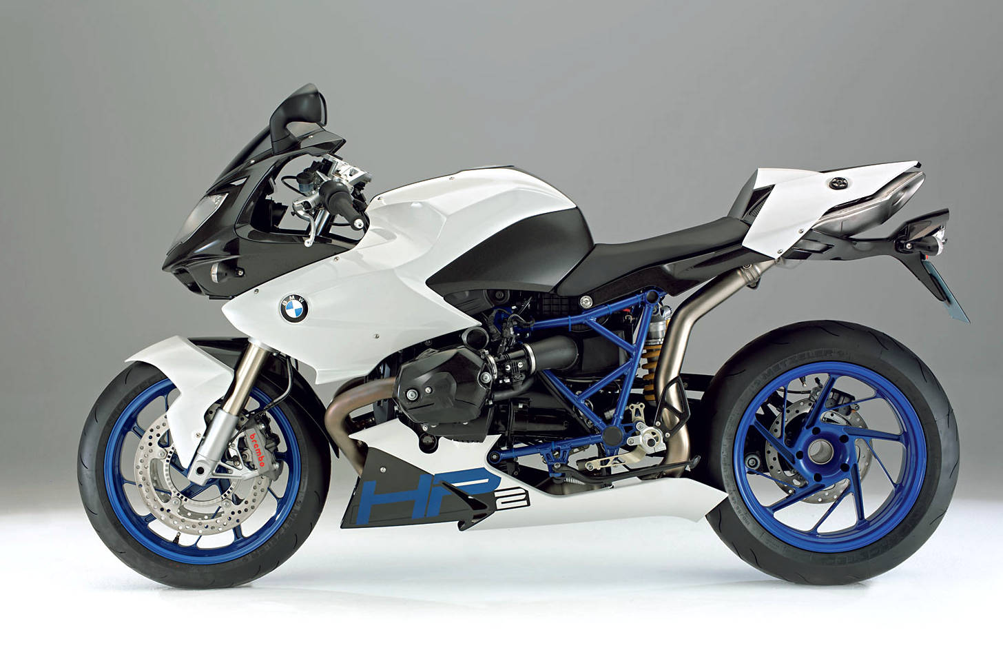 Bmw Preparing A New Boxer Sport Bike
