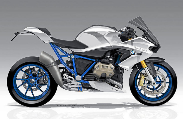 Bmw Preparing A New Boxer Sport Bike Motorcycledaily Com