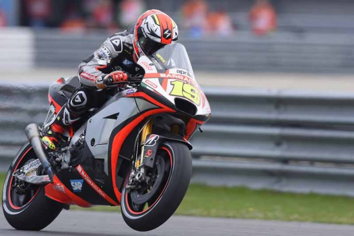 Aprilia Racing Gresini 070815