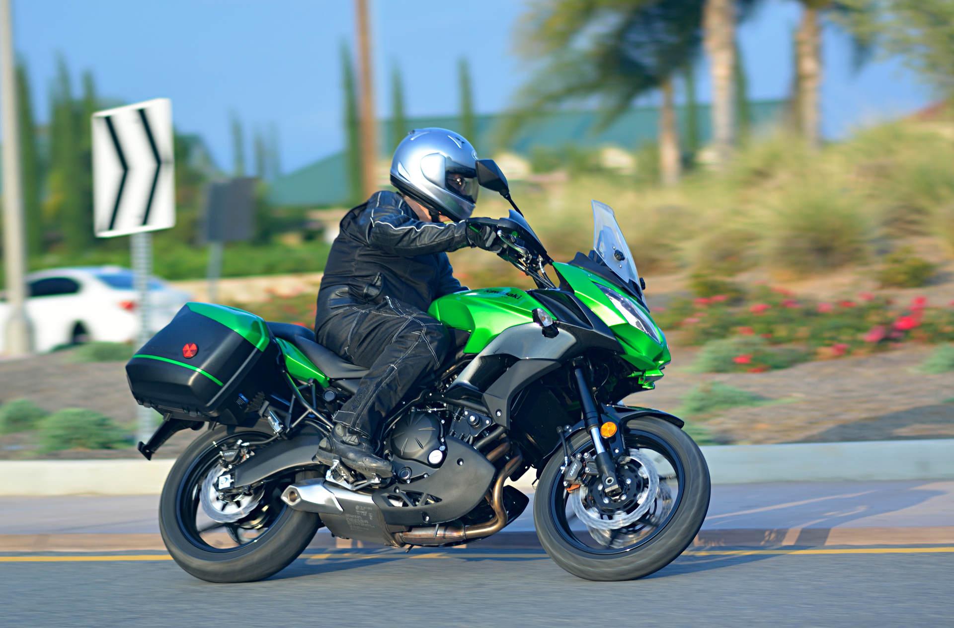 Any Motorcycle Better Than The Kawasaki Versys