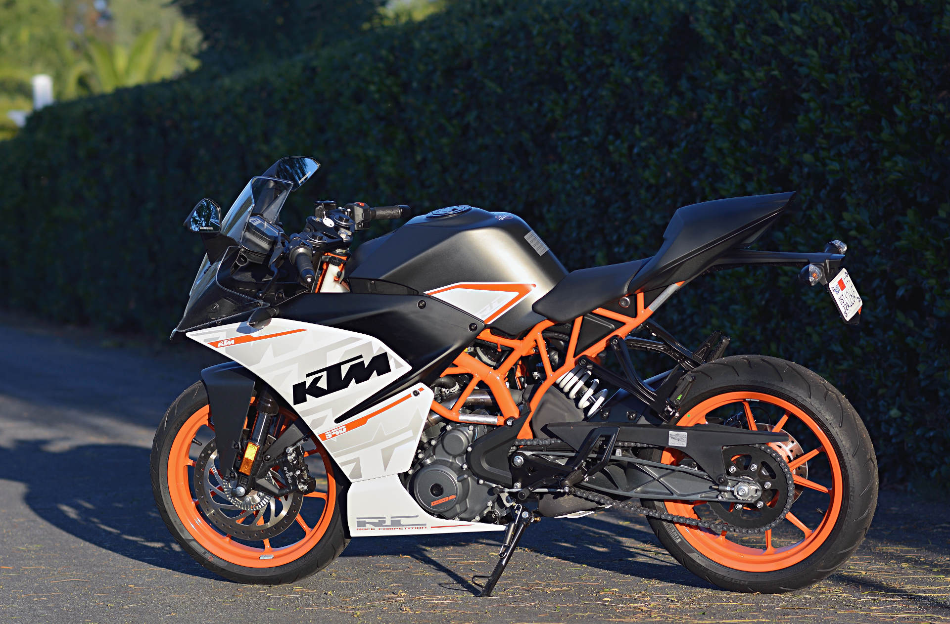 2015 KTM RC 390: MD Ride Review - MotorcycleDaily com
