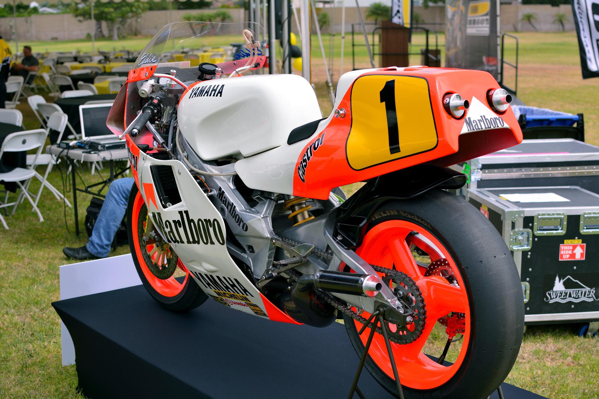 Yamaha celebrates 60th anniversary of motorsports division for Yamaha headquarters usa