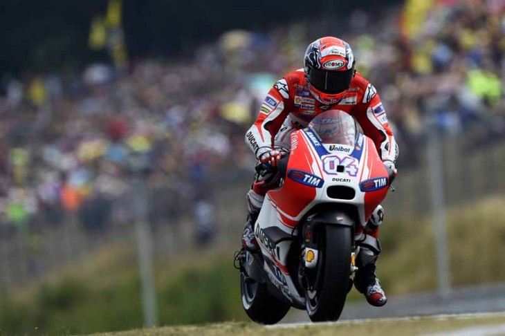 Ducati MotoGP 081515