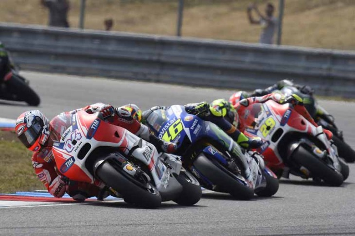 Ducati MotoGP 081615