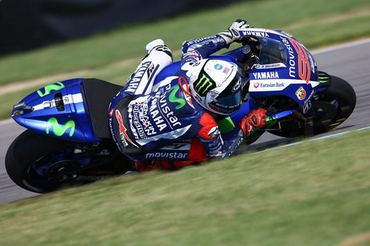 Lorenzo Indy GP