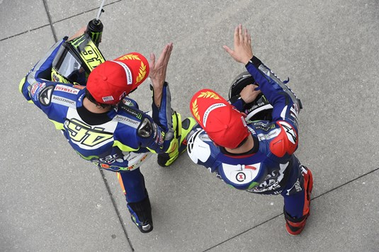 Movistar Yamaha MotoGP 080915