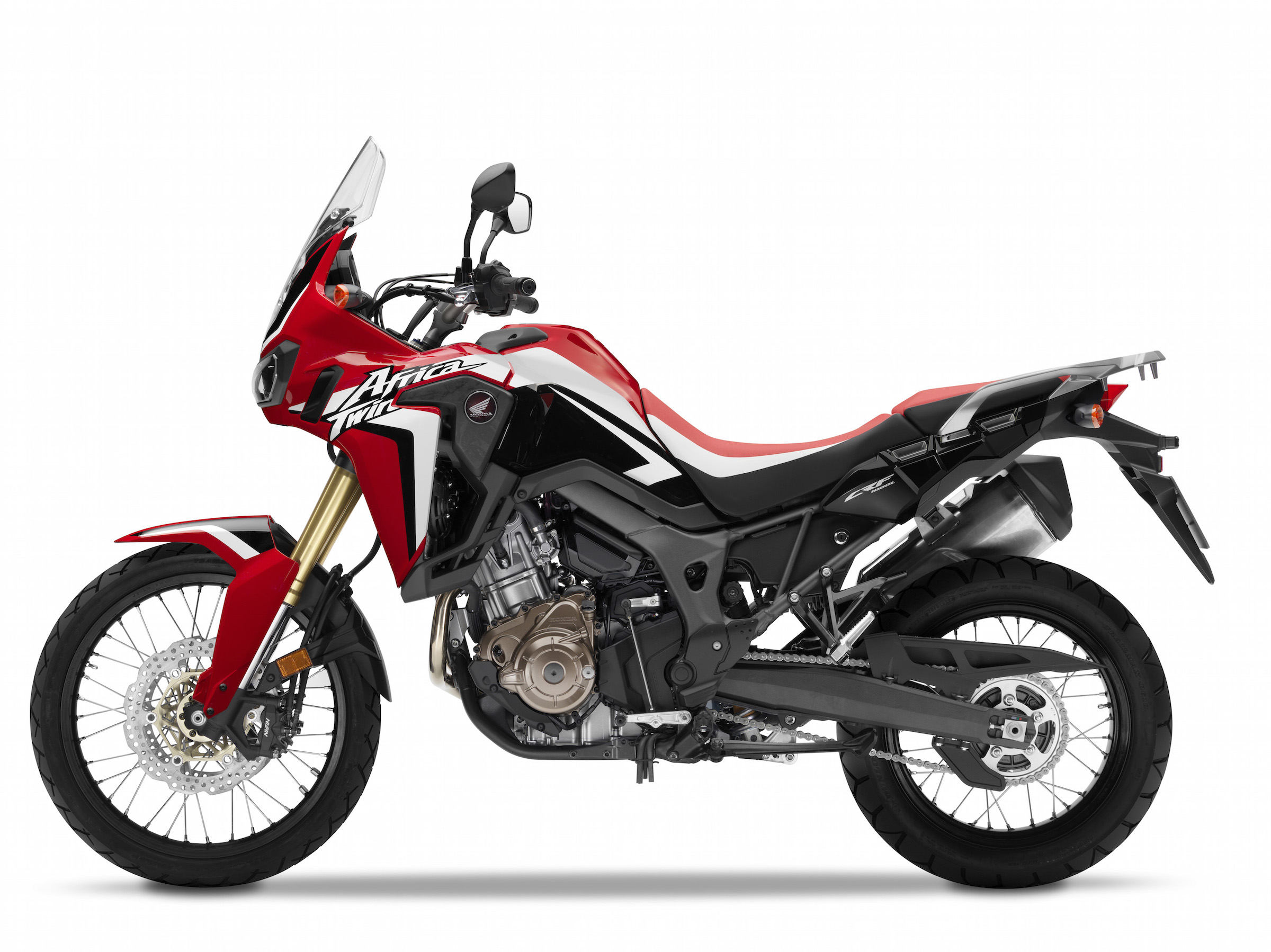 Honda Africa Twin Priced US 12999 13699 With DCT