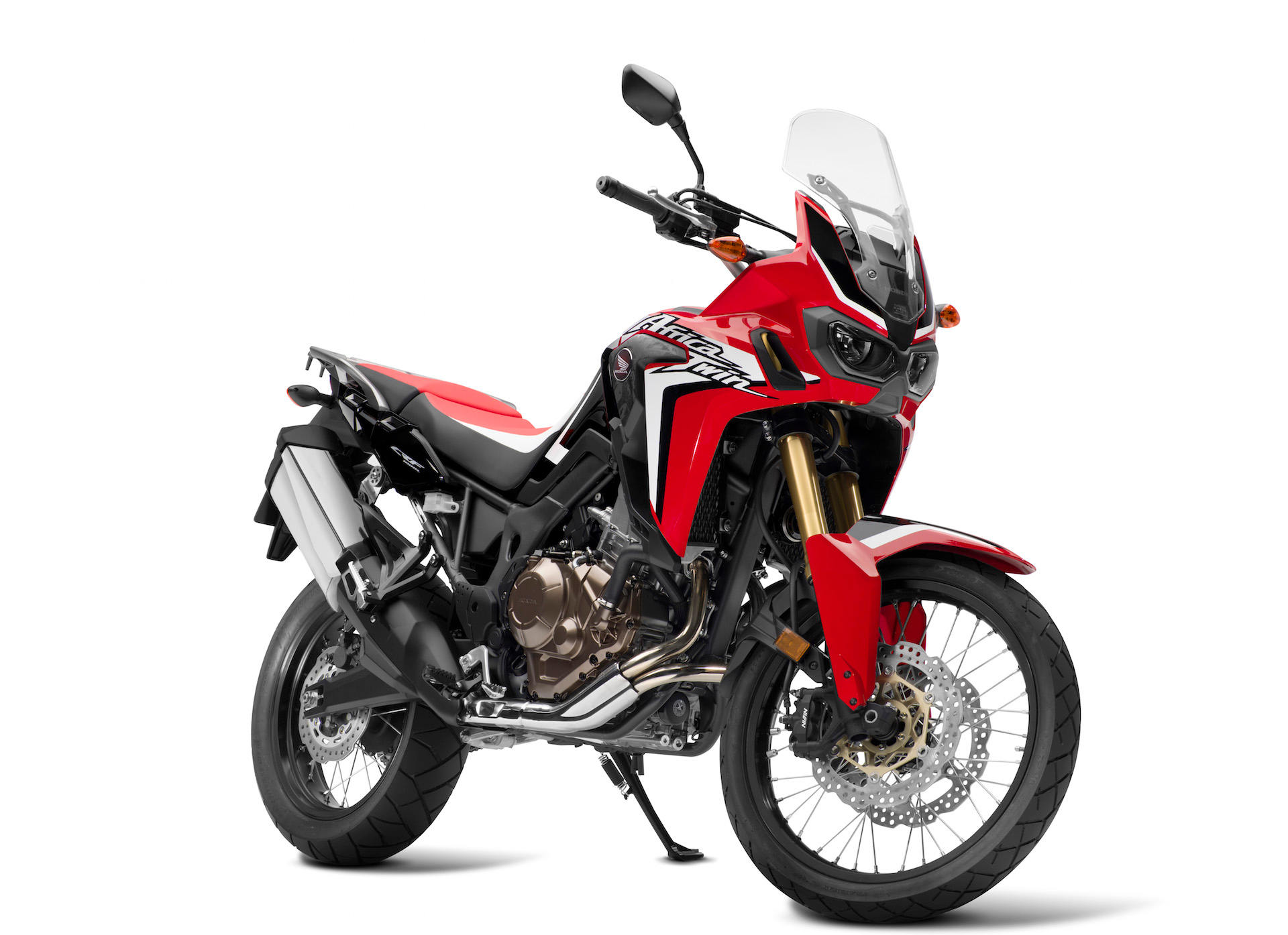 Honda Africa Twin Priced U S $12 999 $13 699 with DCT