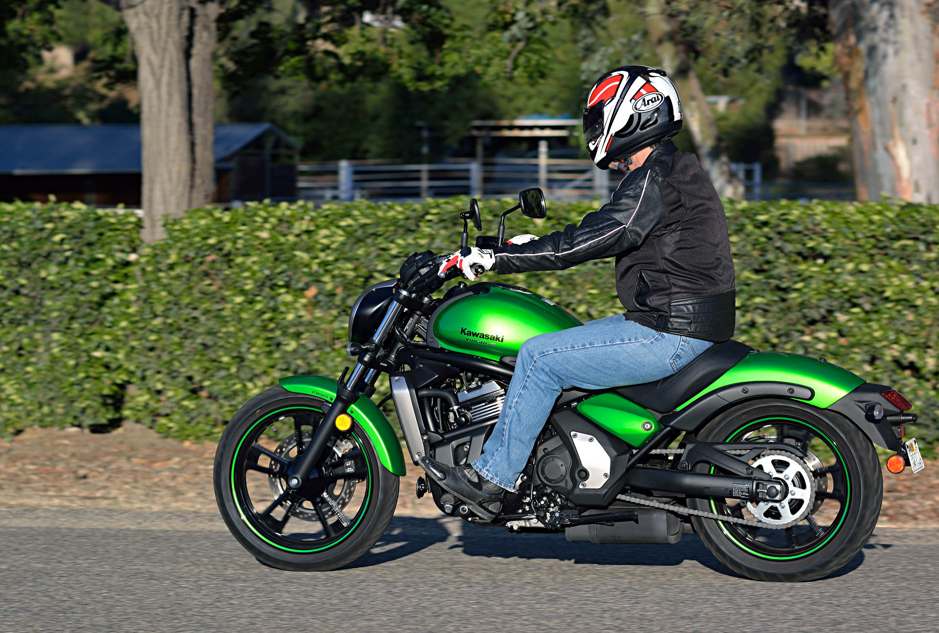 2015 Kawasaki Vulcan S: MD Second Ride « MotorcycleDaily.com ...