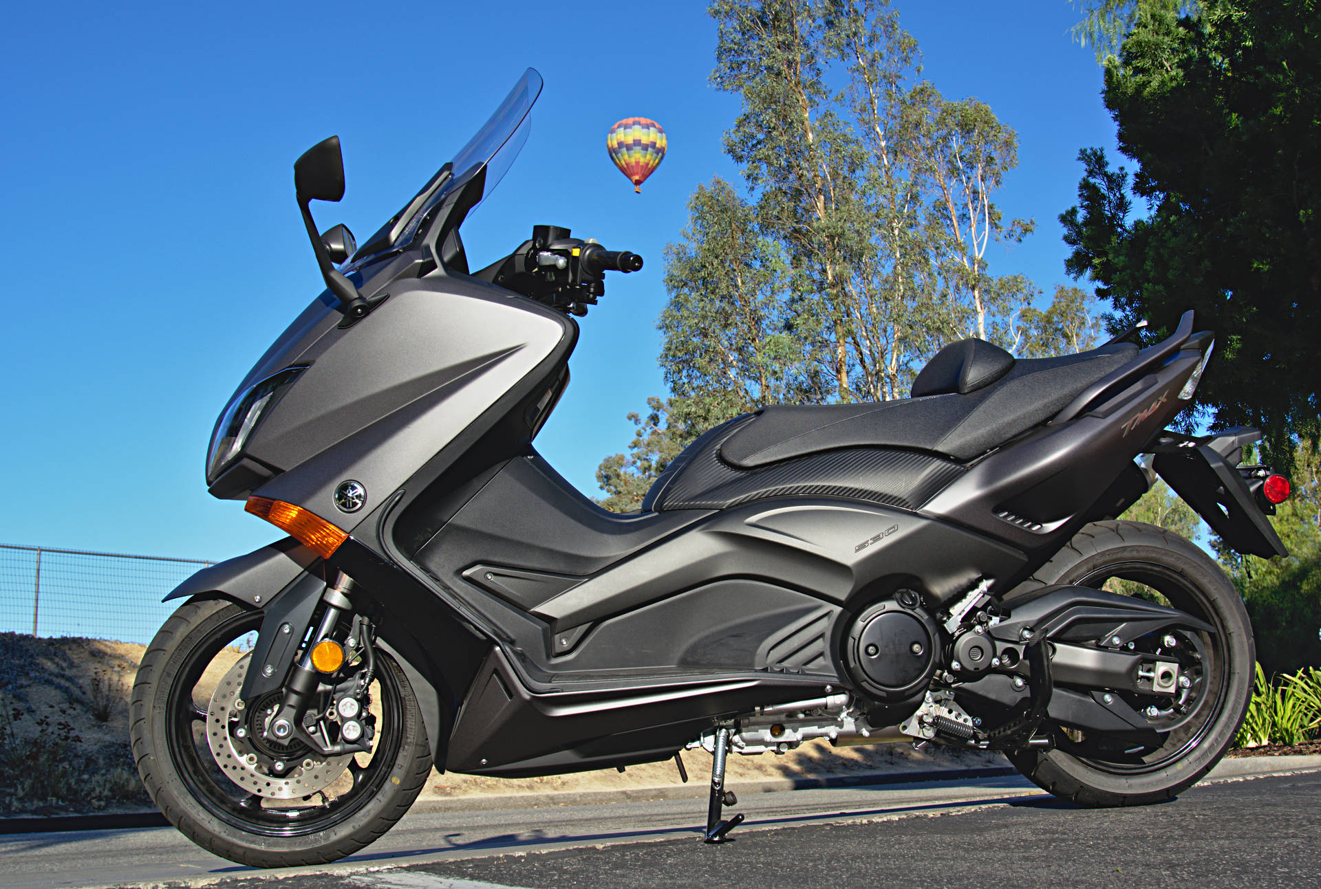 2015 Yamaha Tmax Md Ride Review