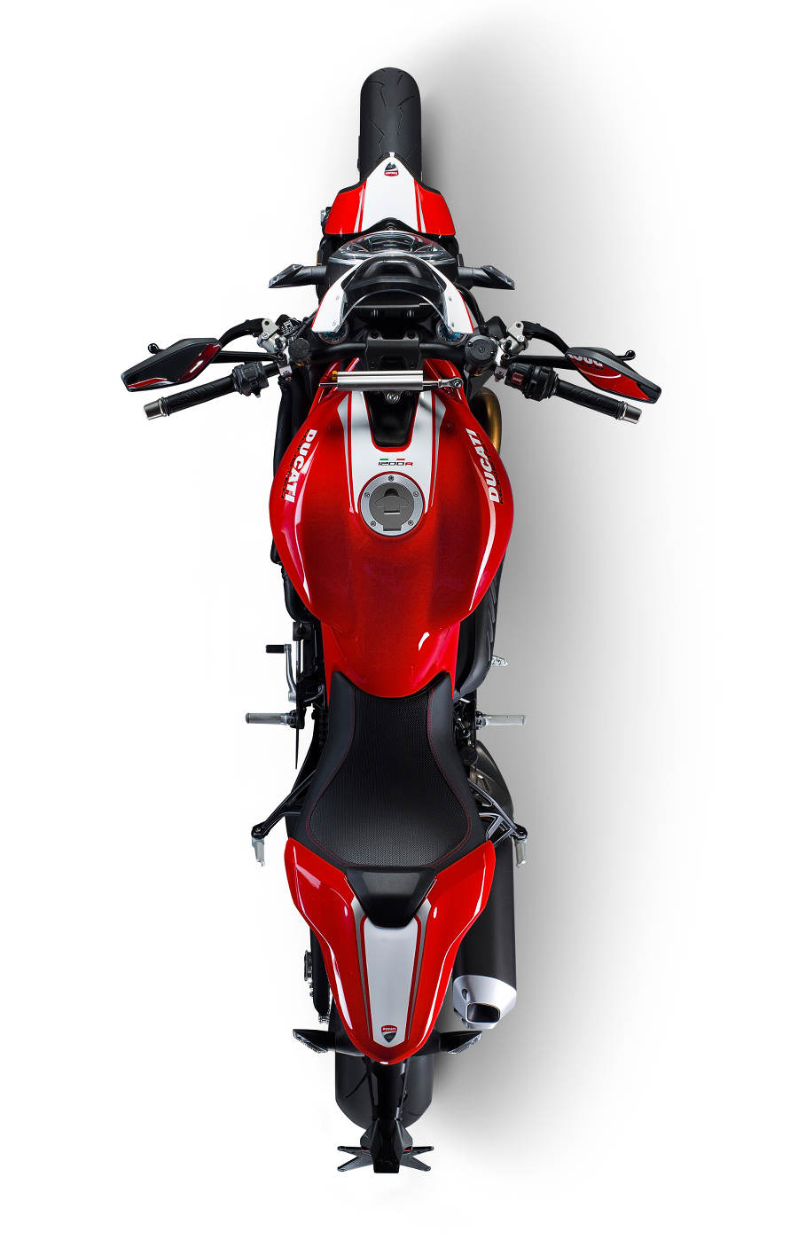 ducati introduces 2016 monster 1200 r 171 motorcycledaily