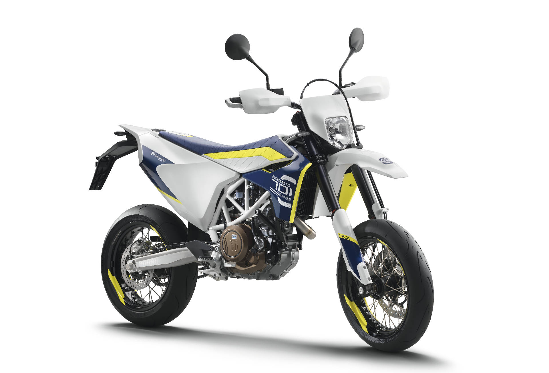 husqvarna says 701 supermoto in north american dealers. Black Bedroom Furniture Sets. Home Design Ideas
