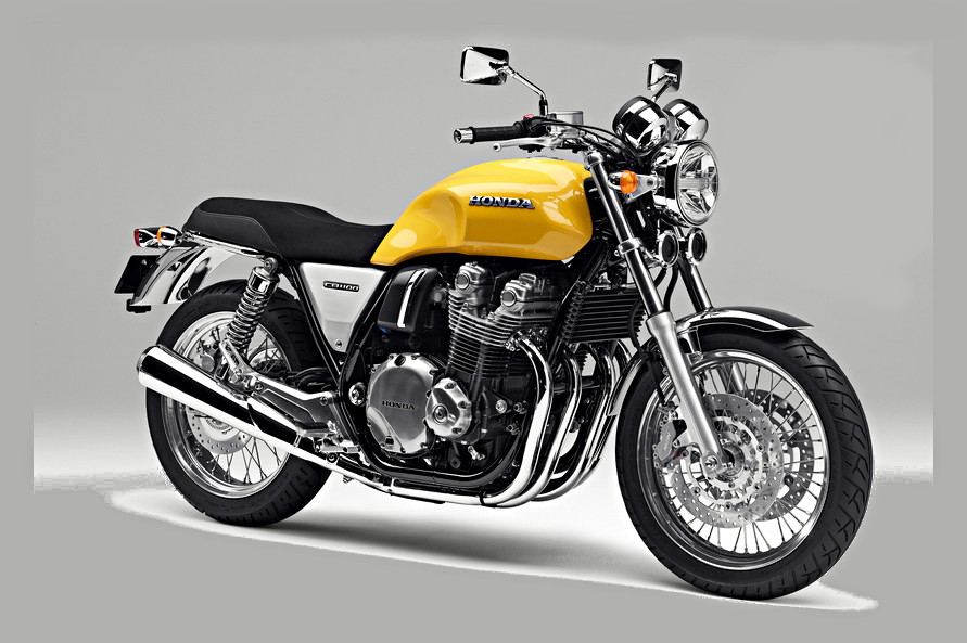 Honda CB1100 Concepts and Lightweight Sport Bike Debut at Tokyo Motor Show « MotorcycleDaily.com ...