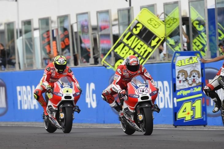 Ducati MotoGP 091315