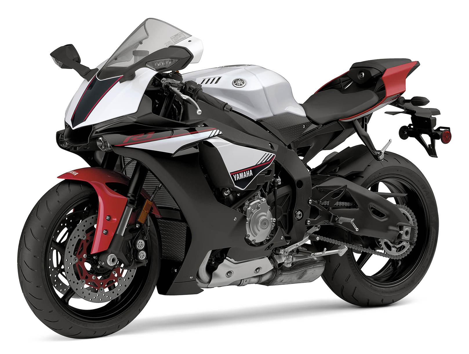 Yamaha R Rapid Red