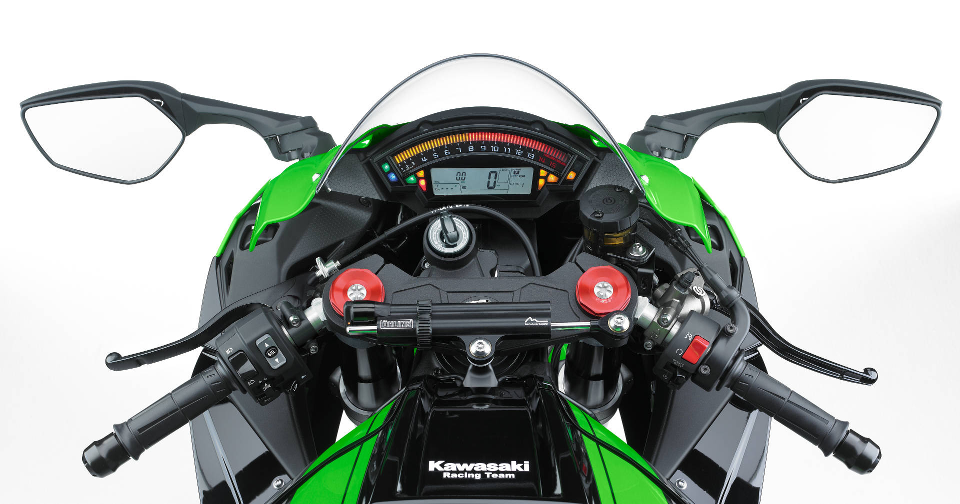 Kawasaki Team Green Suspension Settings