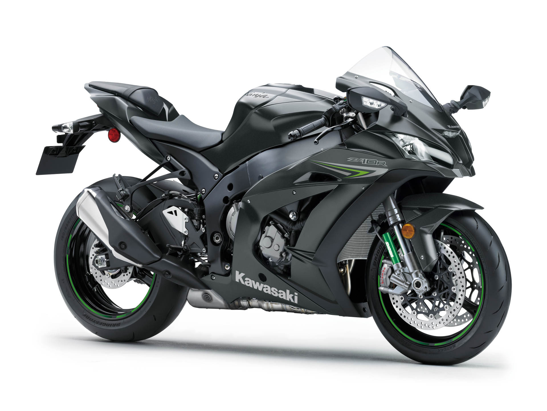 Kawasaki Reveals 2016 Ninja Zx 10r Abs Building On A Race Winning