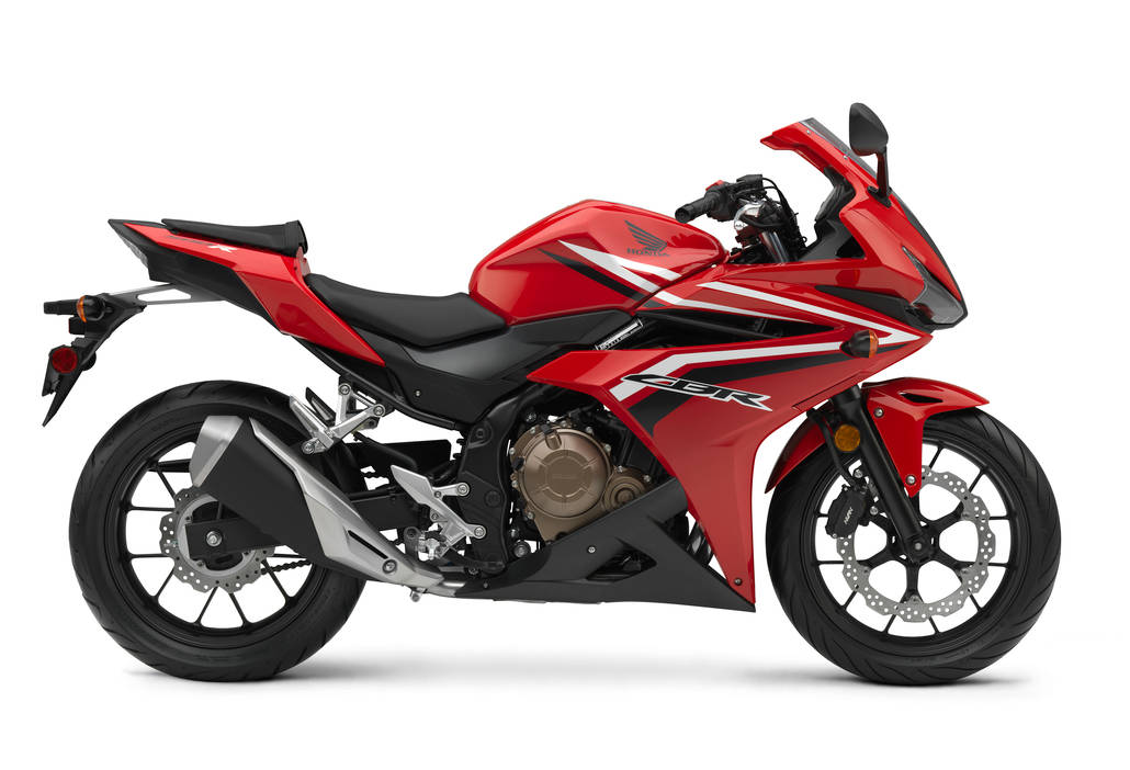 honda unveils redesigned 2016 cbr500r motorcycle news editorials. Black Bedroom Furniture Sets. Home Design Ideas