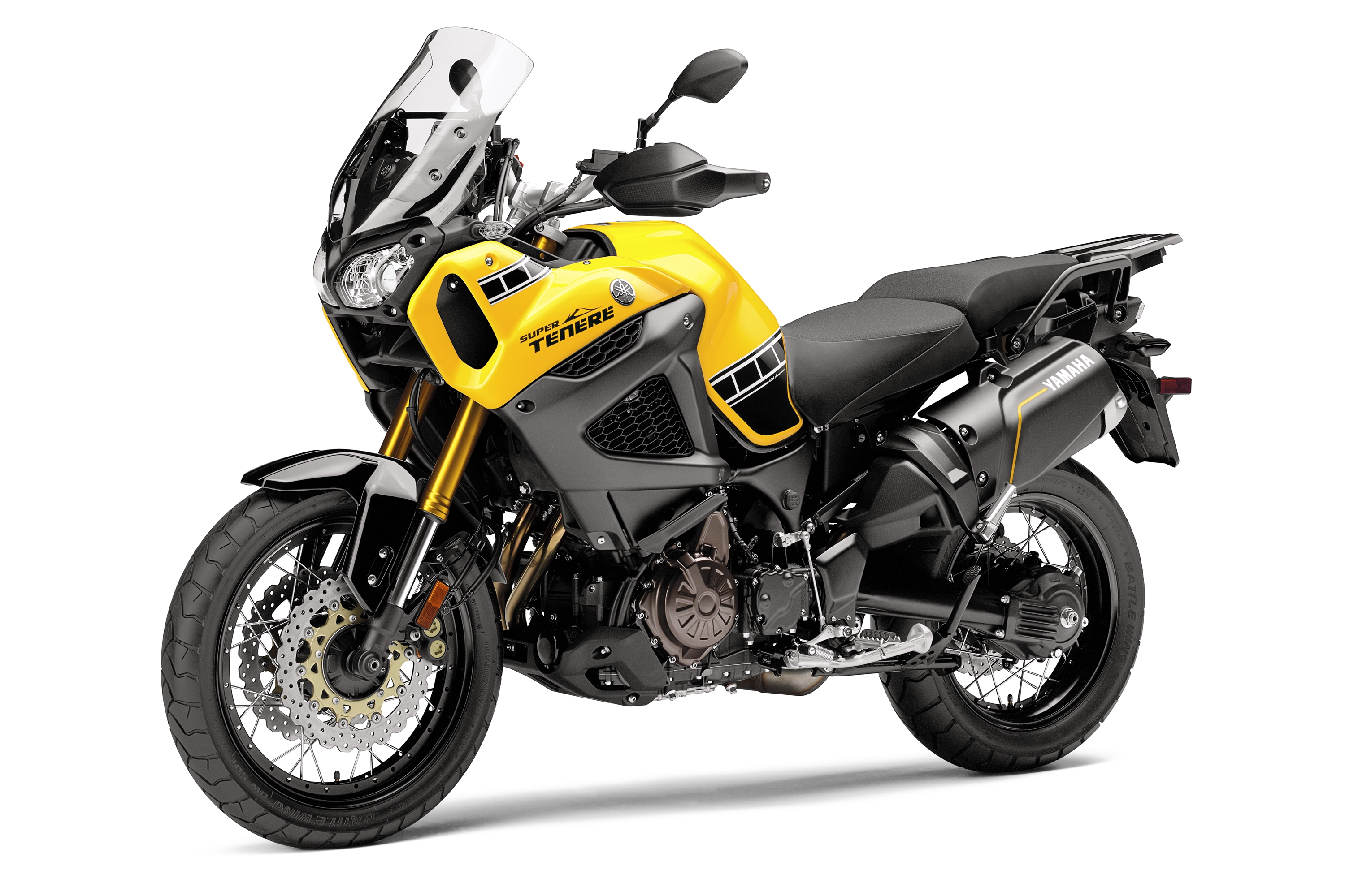 Yamaha introduces 2016 adventure touring and supersport for Yamaha sport motorcycles