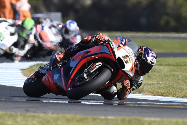 Aprilia Racing Team Gresini 101815