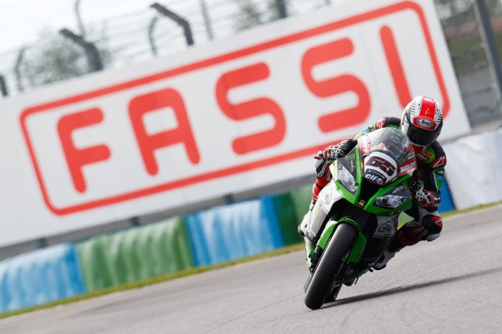 Davies, Sykes, Haslam and Lowes complete an all-British top 5 at Magny-Cours.