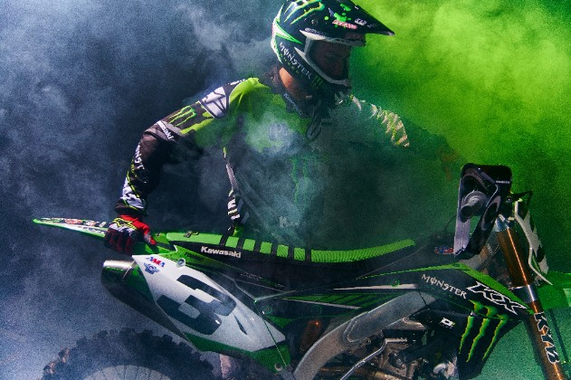 Monster Energy Kawasaki Racing