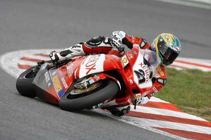Troy Bayliss 2006 MC WSB