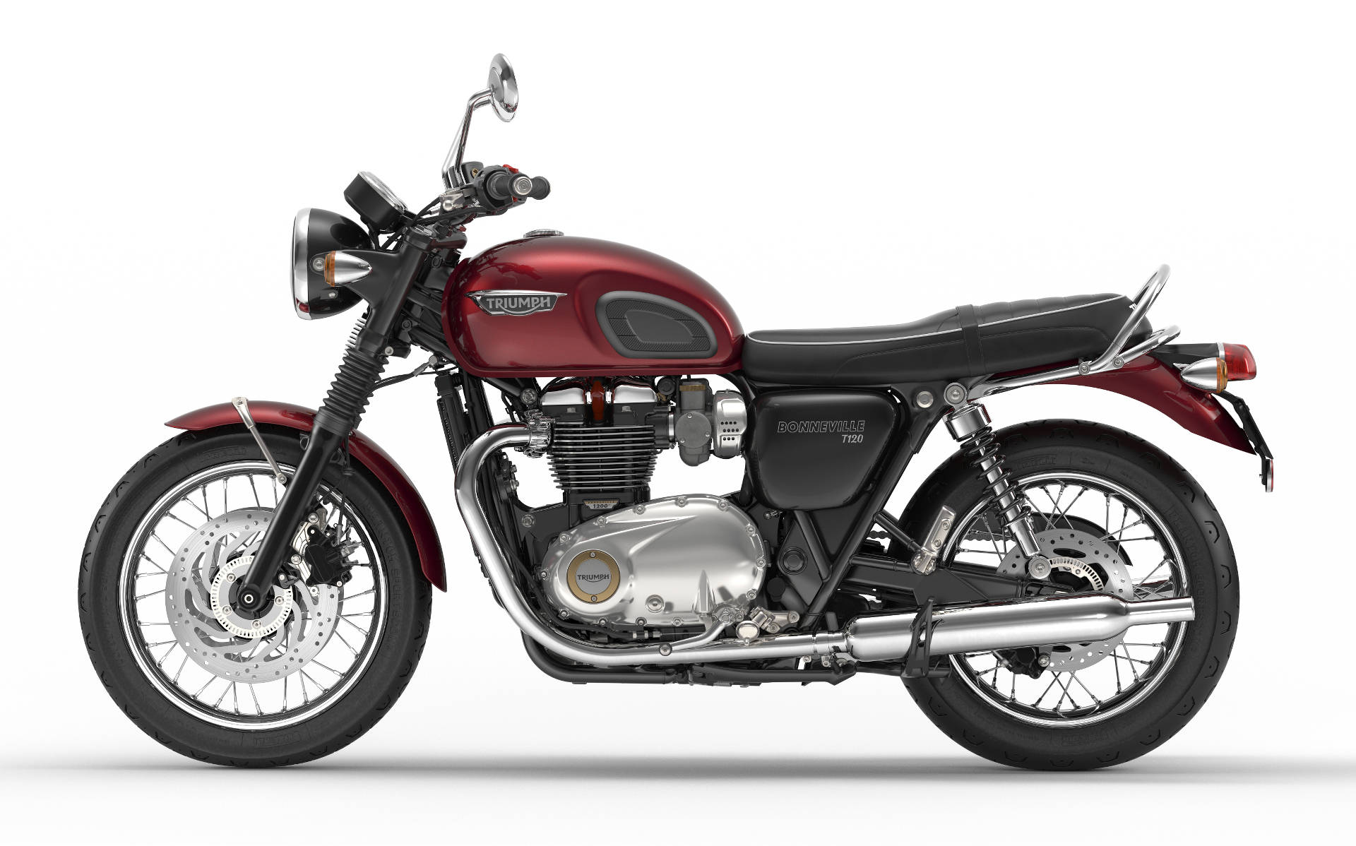 Triumph Unveils New Liquid-Cooled Bonneville Family with 1200cc and