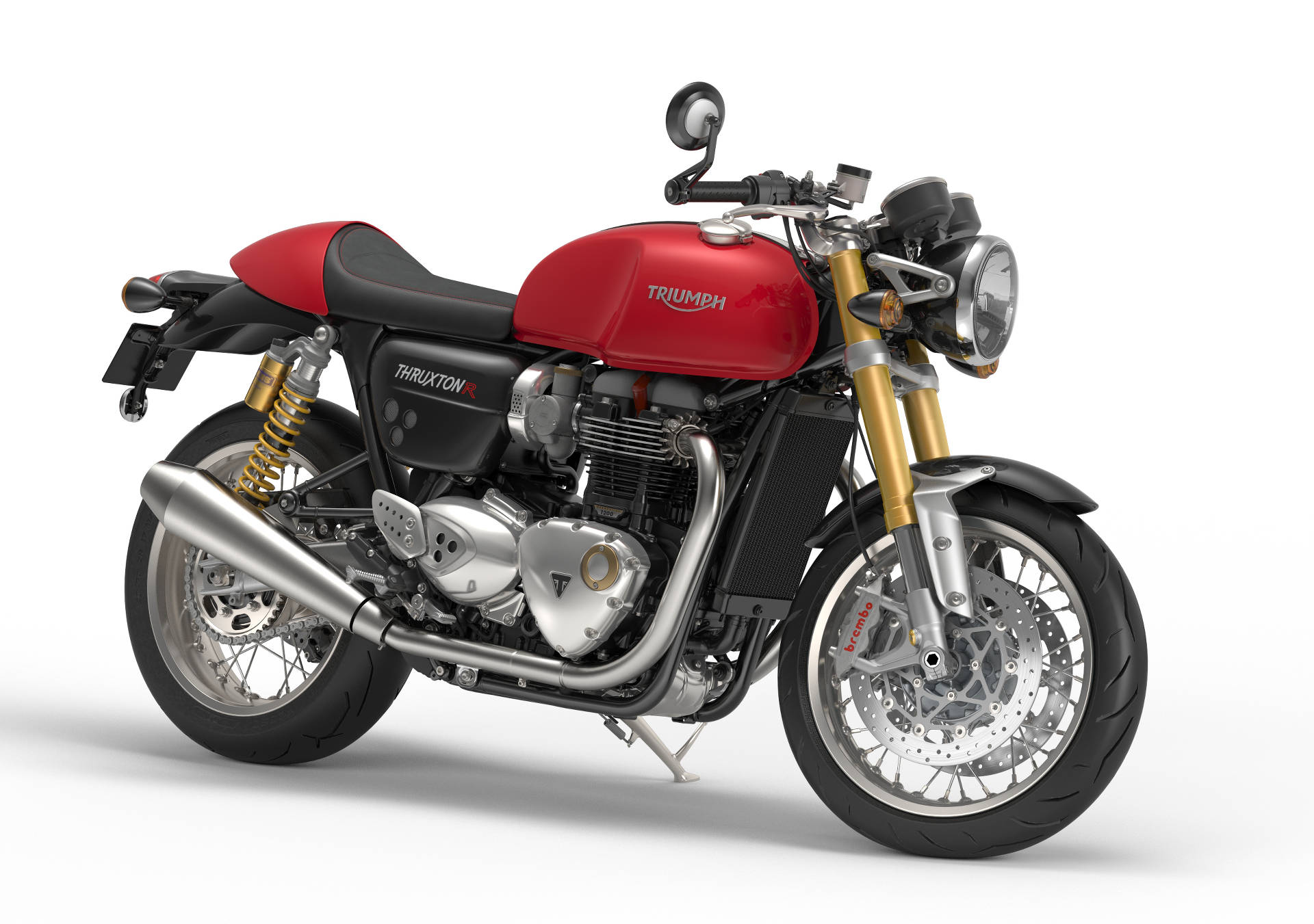 Triumph Unveils New Liquid Cooled Bonneville Family With 1200cc And