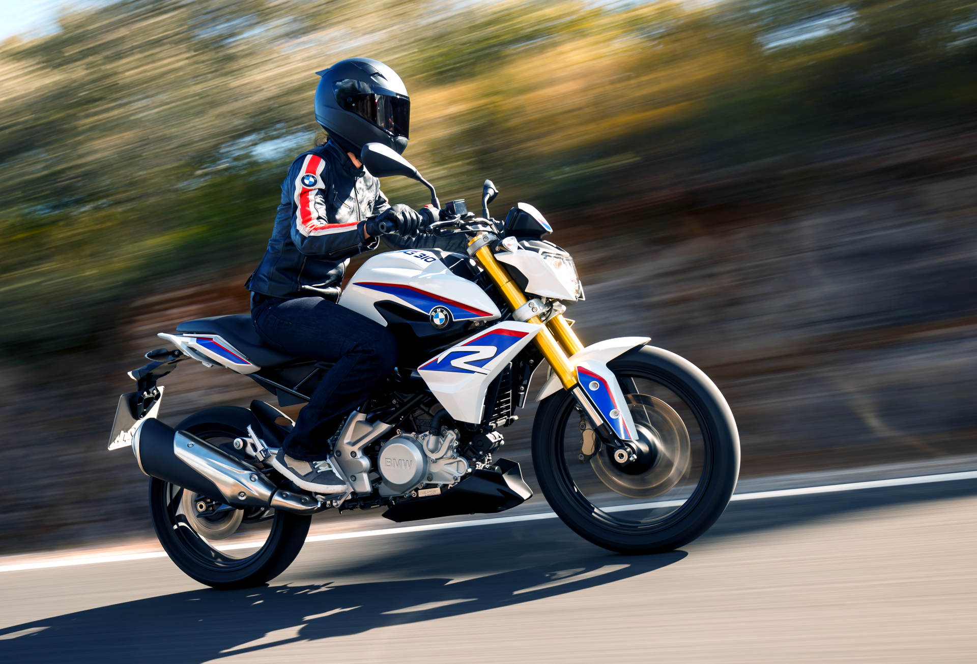 Bmw Introduces New Single Cylinder G 310 R