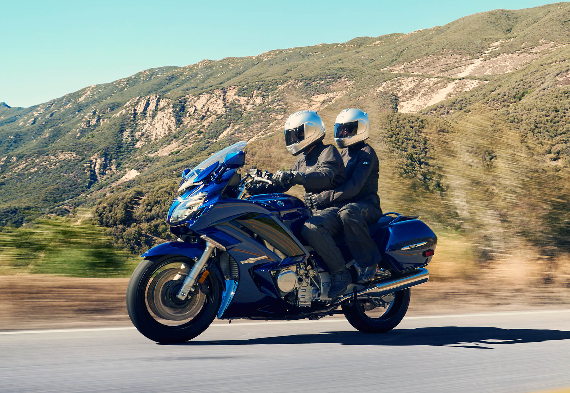 Yamaha s big fjr1300 sport tourer has been around for more than a decade but that doesn t mean yamaha hasn t made significant changes over the years