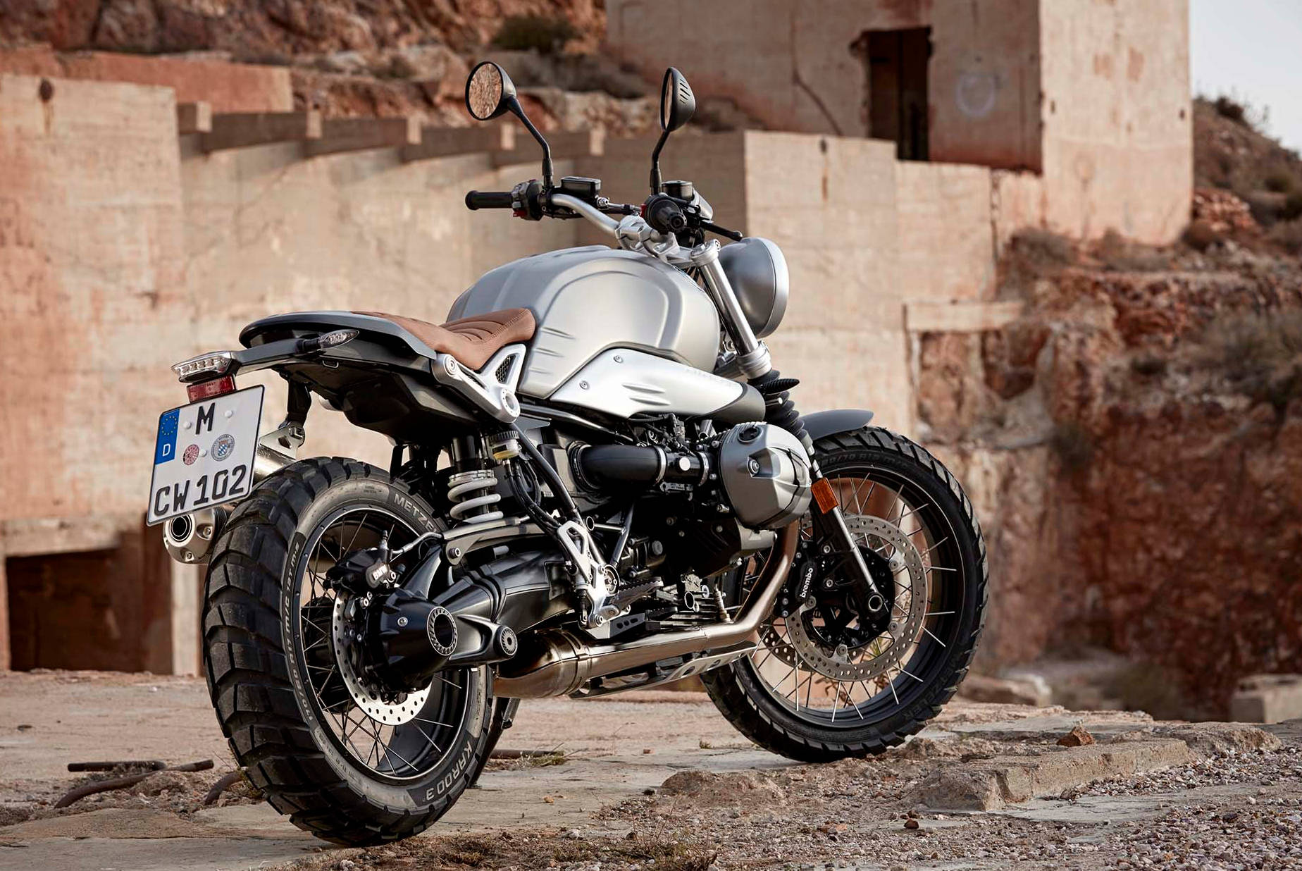 bmw unveils new r ninet scrambler motorcycle news editorials product. Black Bedroom Furniture Sets. Home Design Ideas