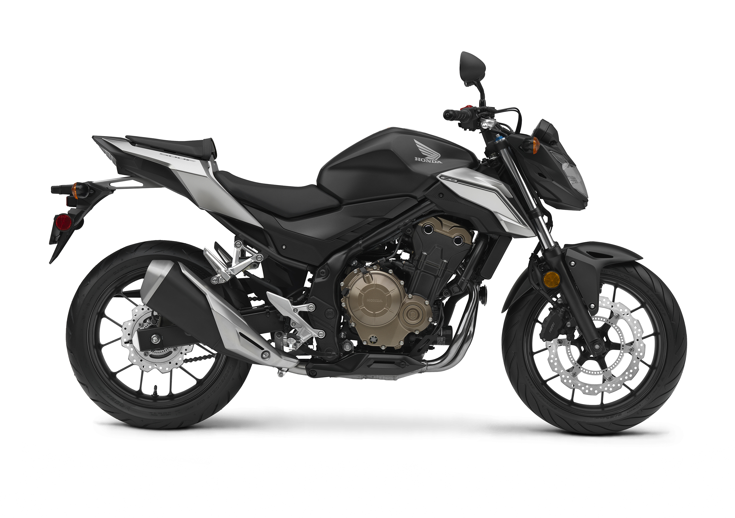 Honda Unveils Updated CB500F And Metropolitan At EICMA