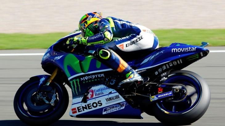 Yamaha Valencia Test 111015