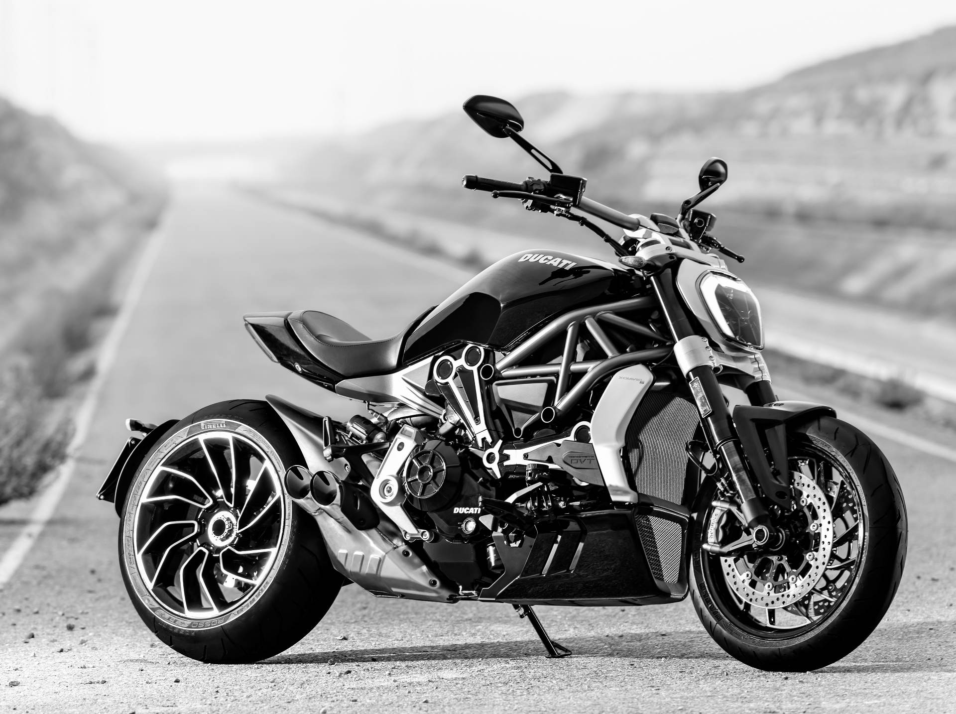 Ducati Announces New XDiavel: Entering the Cruiser Category With 156 ...