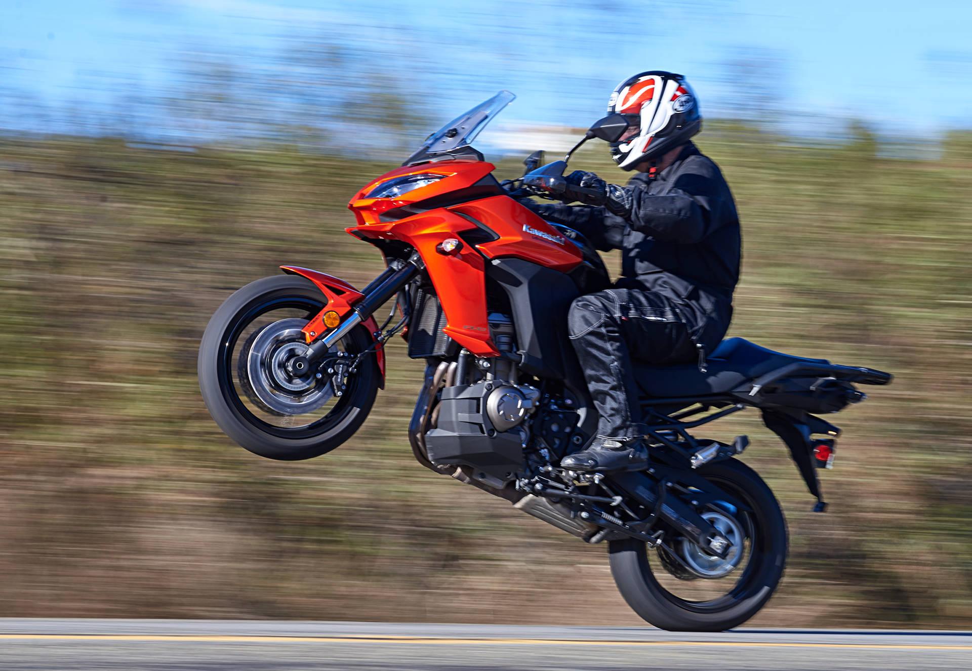 md 2015 bike of the year: the kawasaki versys 1000 lt