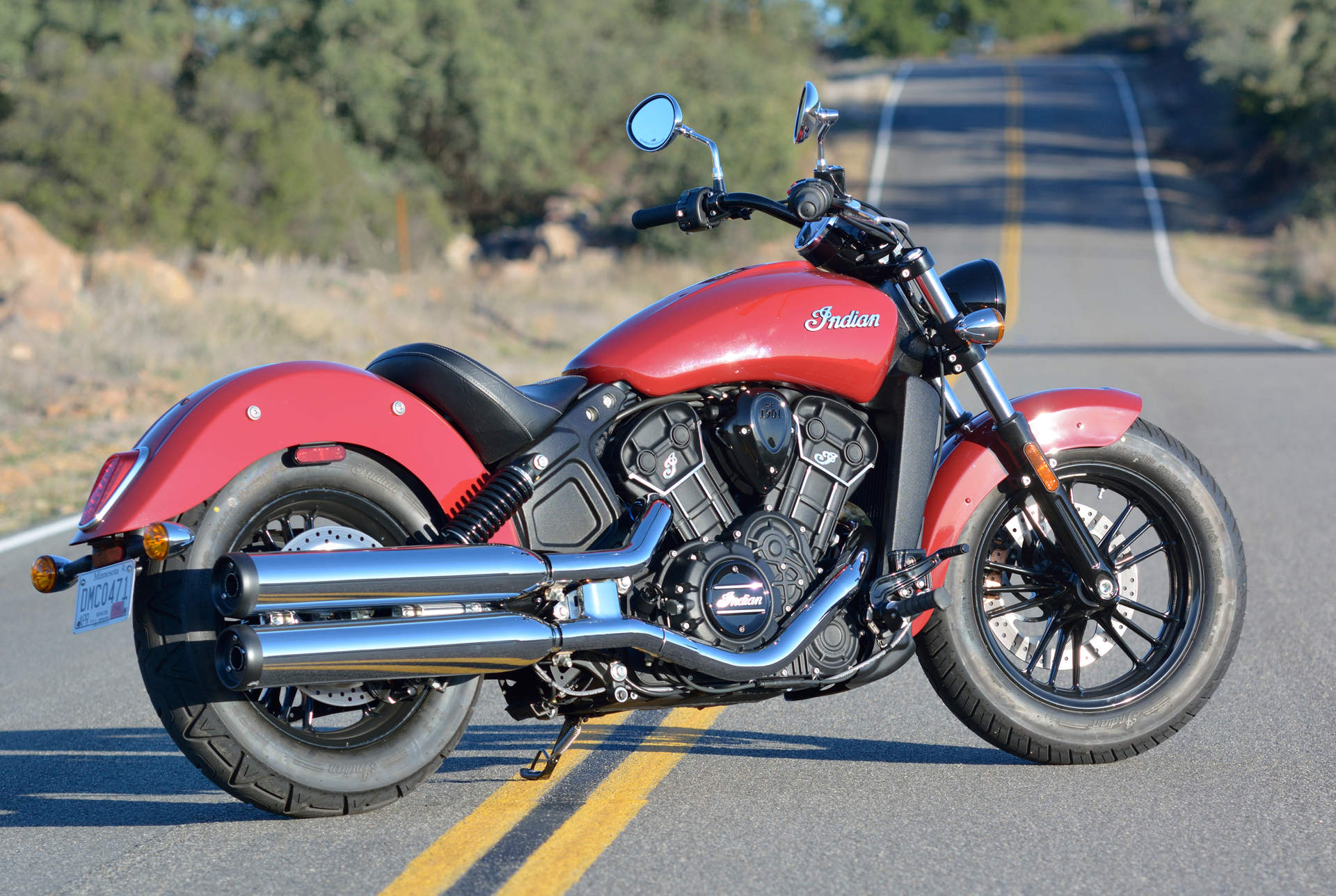 2016 Indian Scout Sixty: MD Ride Review, Part 1