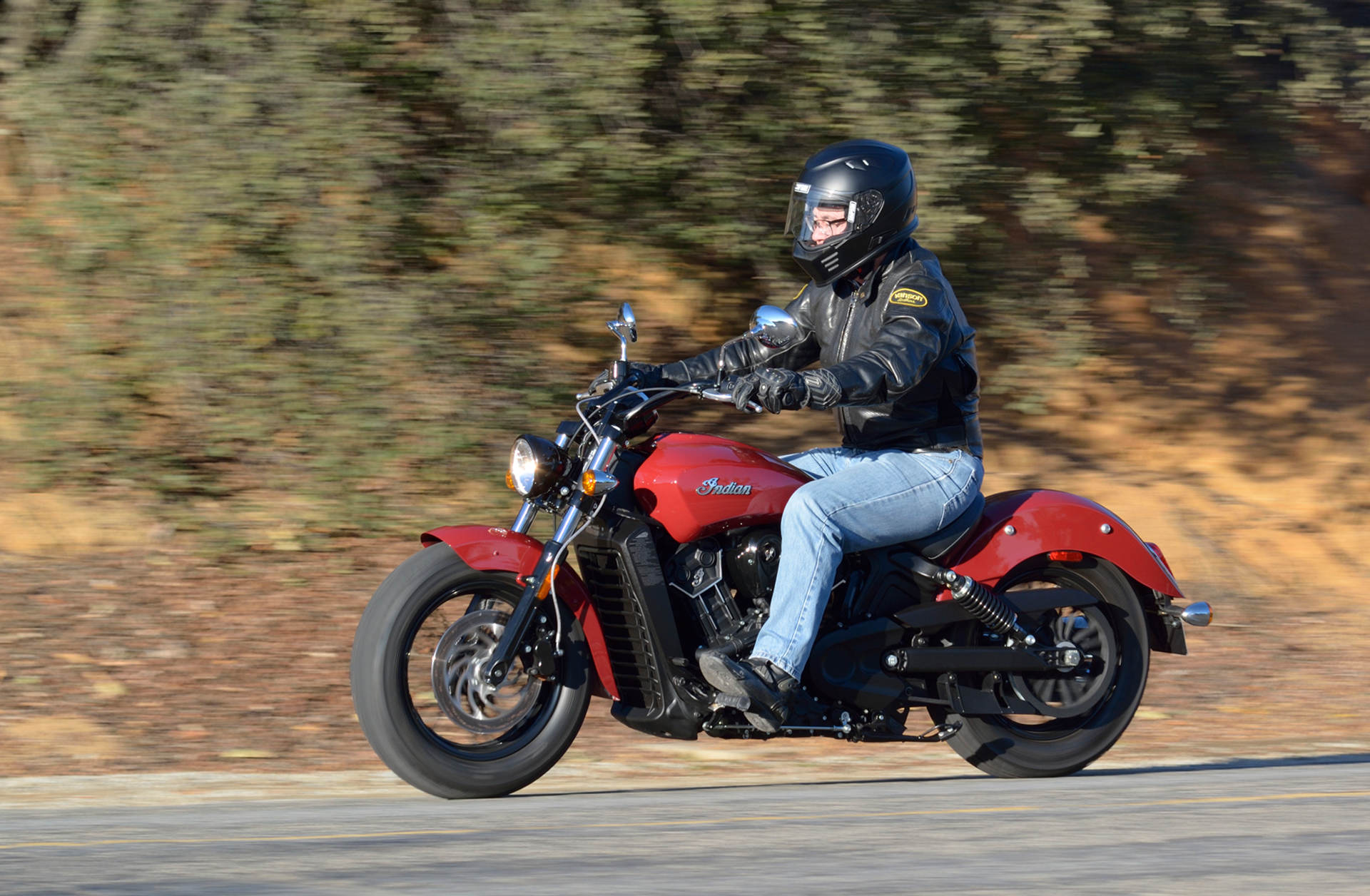 2016 Indian Scout Sixty MD Ride Review Part 1