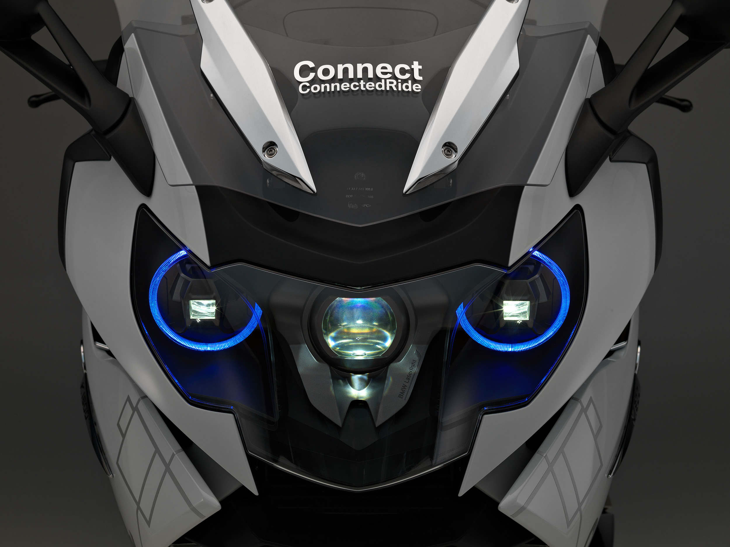 BMW Bringing Laser Headlight Technology to Motorcycles