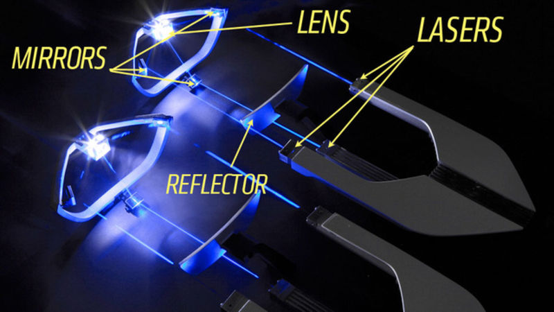 BMW Bringing Laser Headlight Technology to Motorcycles ...