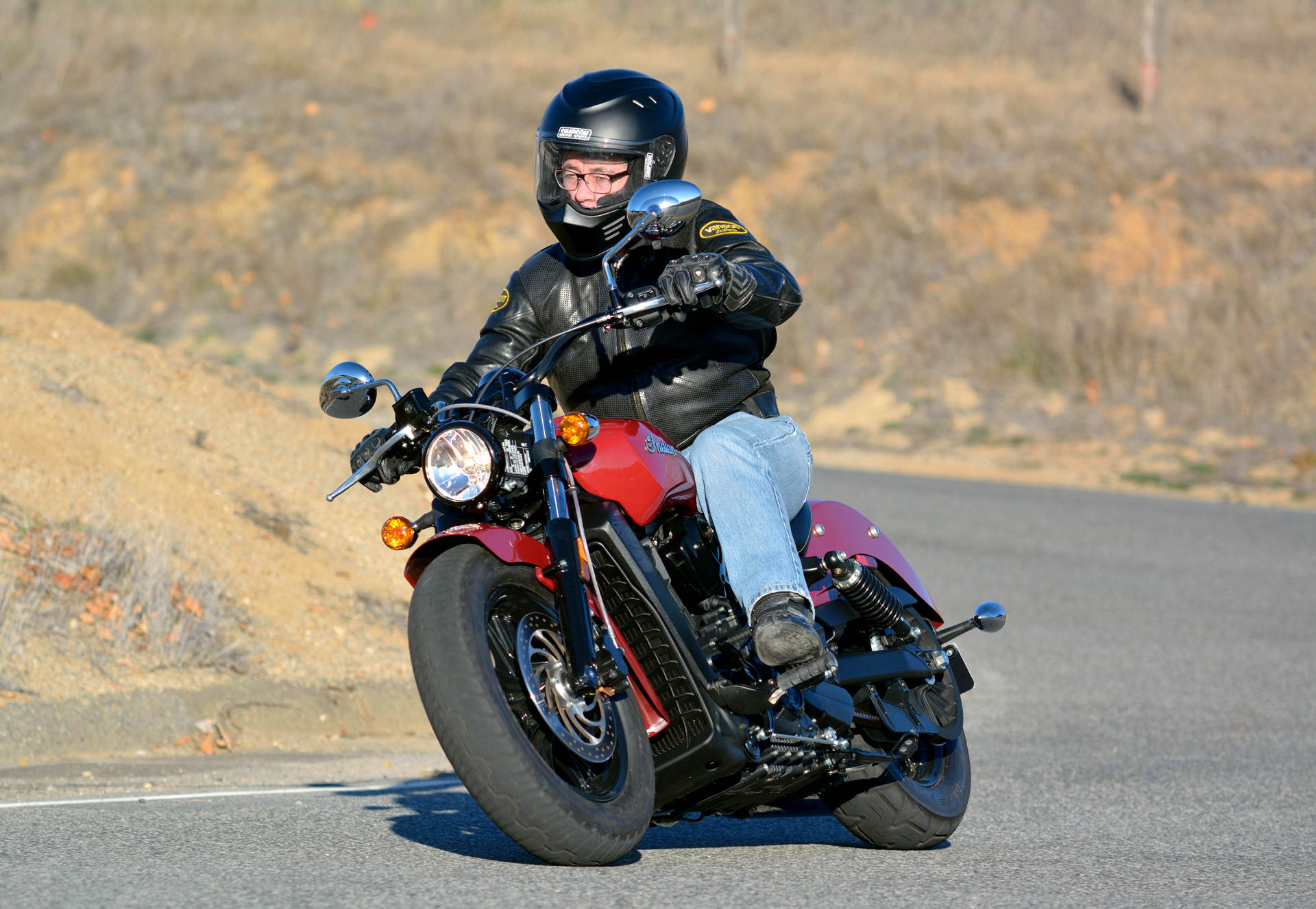 2016 Indian Scout Sixty Md Ride Review Part 2