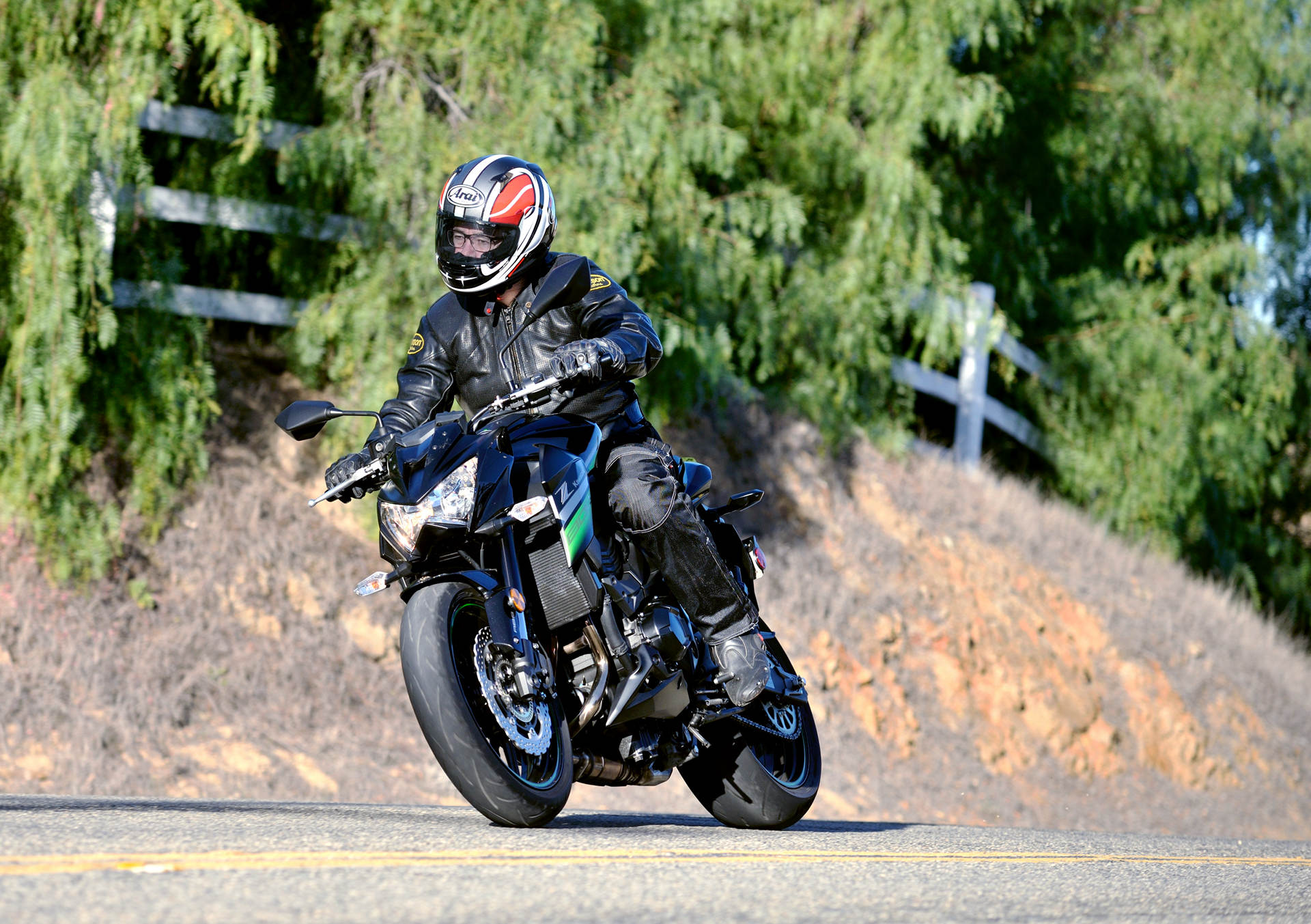 2016 Kawasaki Z800 ABS MD Ride Review