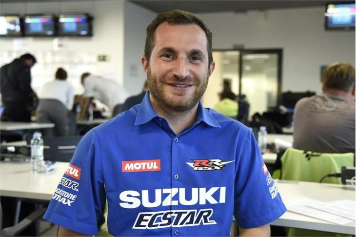 Team Suzuki Ecstar 020916