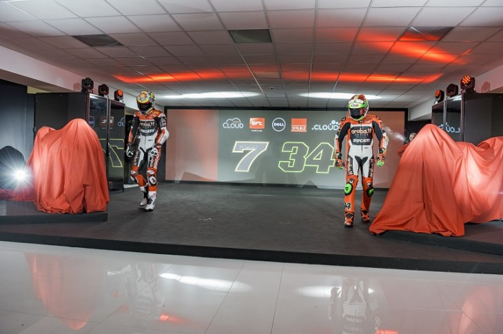 The Aruba.it Racing - Ducati Team 021016