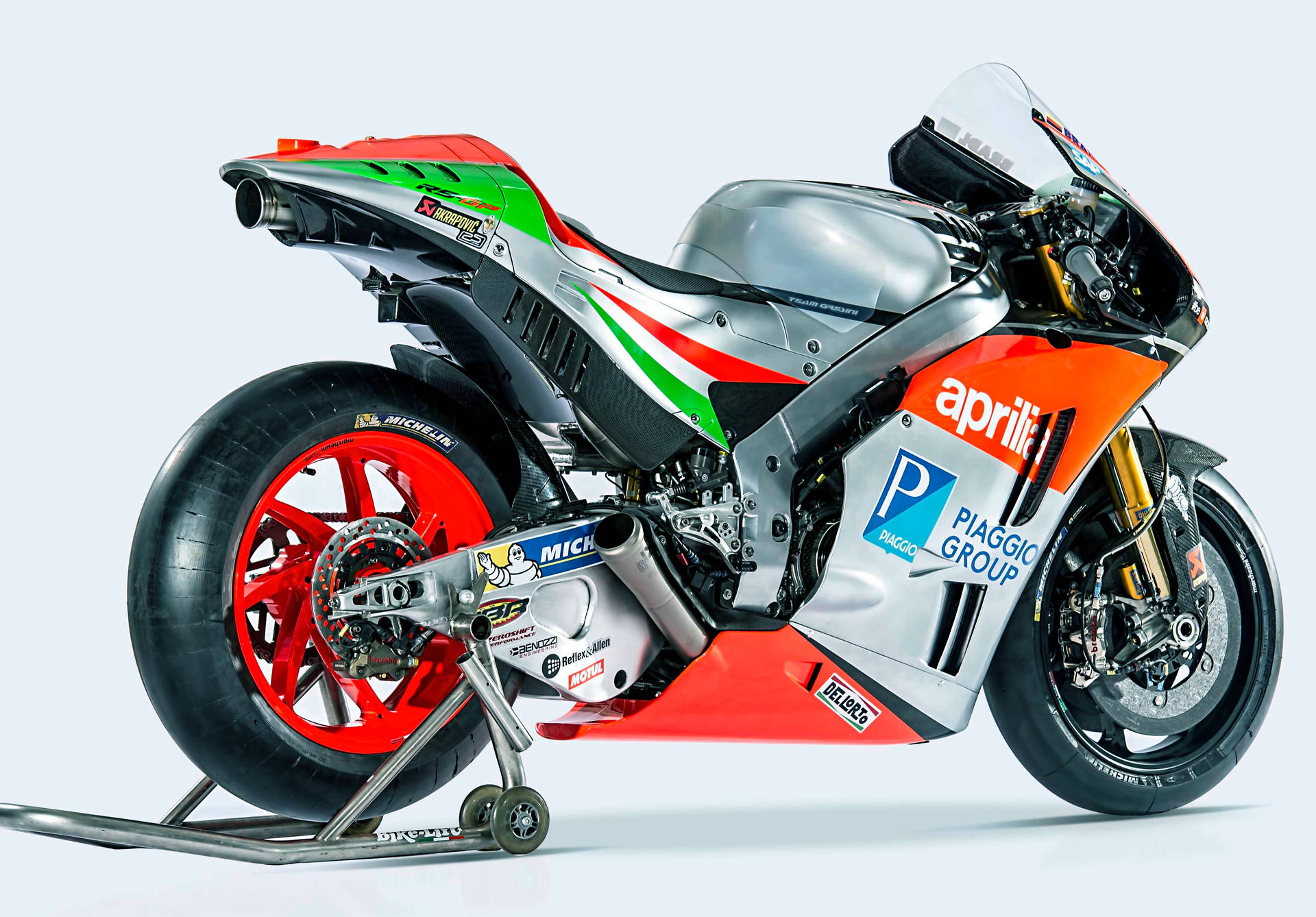 Aprilia Debuts New RS-GP MotoGP Bike at Losail (Press Release and Video) « MotorcycleDaily.com ...
