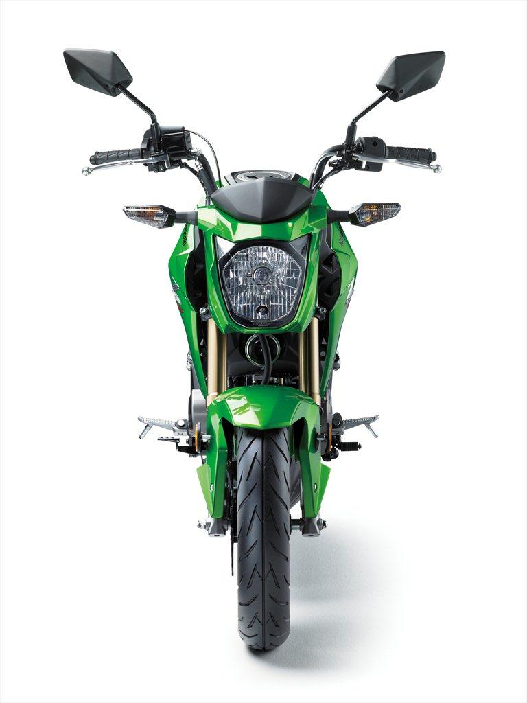 2017 Kawasaki Z125 Pro >> Kawasaki Introduces 2017 Z125 Pro - MotorcycleDaily.com - Motorcycle News, Editorials, Product ...