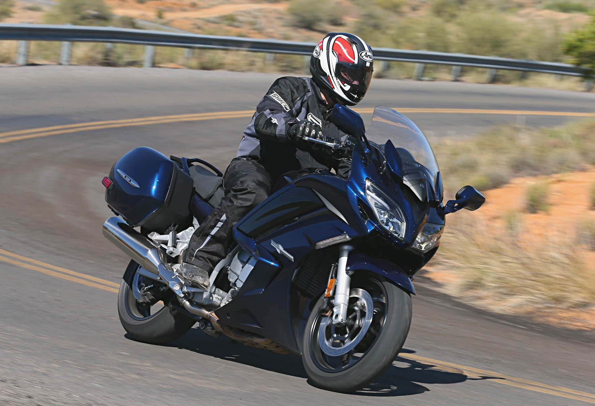 2016 yamaha fjr1300a and 1300es md first ride with video
