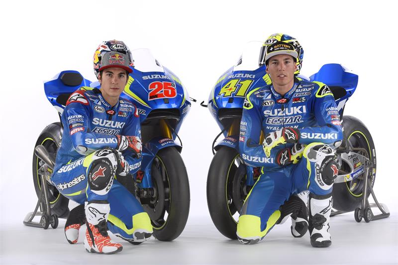 team suzuki ecstar ready for qatar motogp « motorcycledaily